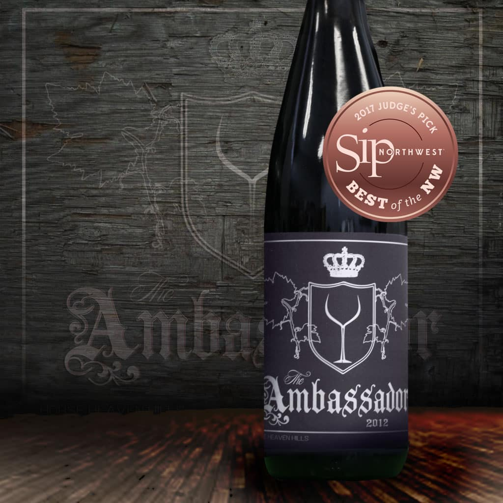 Award Winning Potter Wines Ambassador