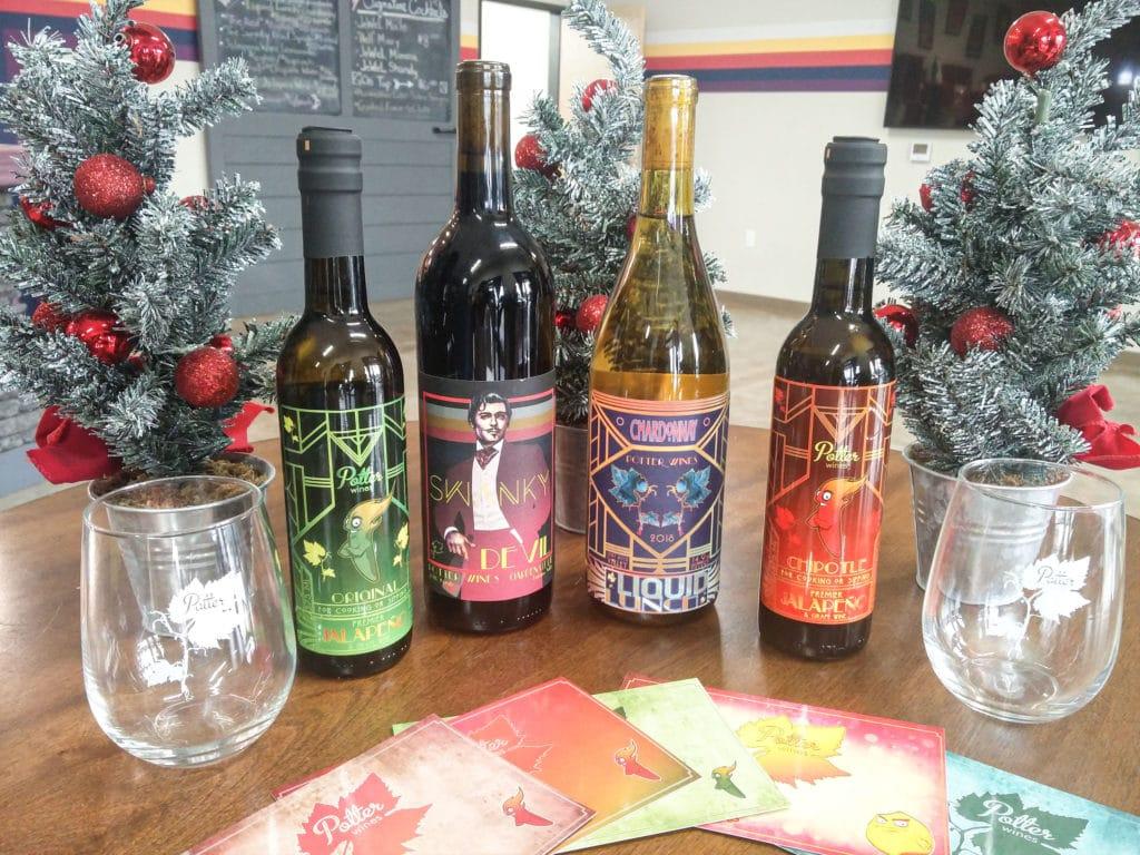 Potter Wines Holiday Bundle