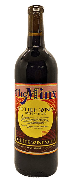 The Minx Large Back