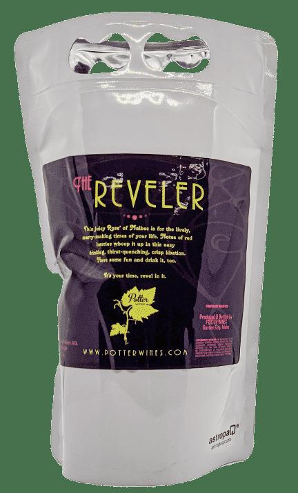 Reveler's Rose Large Back
